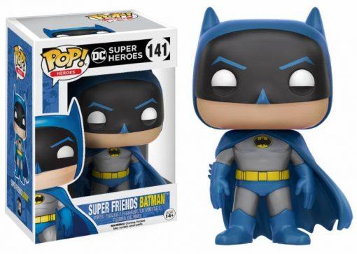 DC COMICS - CLASSIC BATMAN FLOWING CAPE - FUNKO POP! VINYL FIGURE