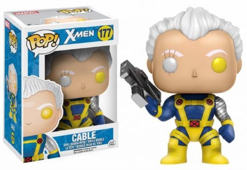 X-MEN - CABLE - FUNKO POP! VINYL FIGURE