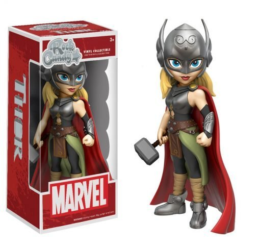 ROCK CANDY - LADY THOR - FUNKO VINYL FIGURE