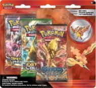 POKEMON - COLLECTORS PIN 3 PACK