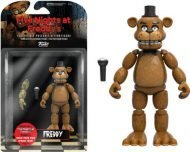 FIVE NIGHTS AT FREDDY'S – FREDDY – FUNKO ACTION FIGURE