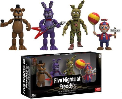 Five Nights At Freddy S Freddy Bonnie Springtrap