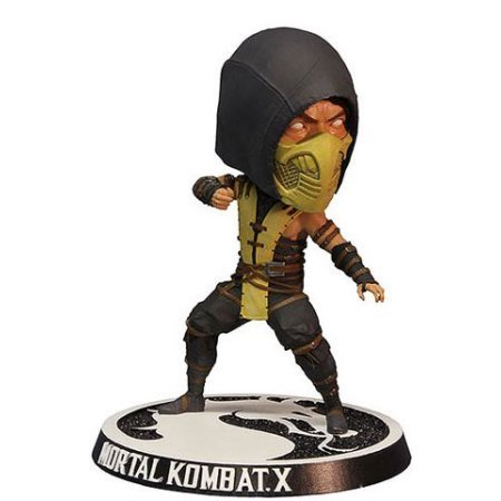 Mortal Kombat X Scorpion Bobble Head 15 Cm Pop