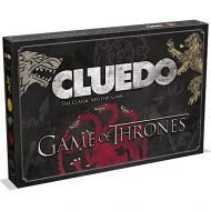 CLUEDO – GAME OF THRONES *ENGLISH EDITION*
