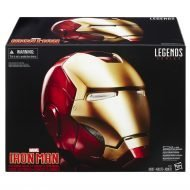 MARVEL LEGENDS - IRON MAN - ELECTRONIC HELMET