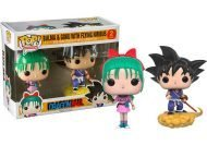 DRAGON BALL Z – GOKU & BULMA - FUNKO POP! VINYL FIGURE