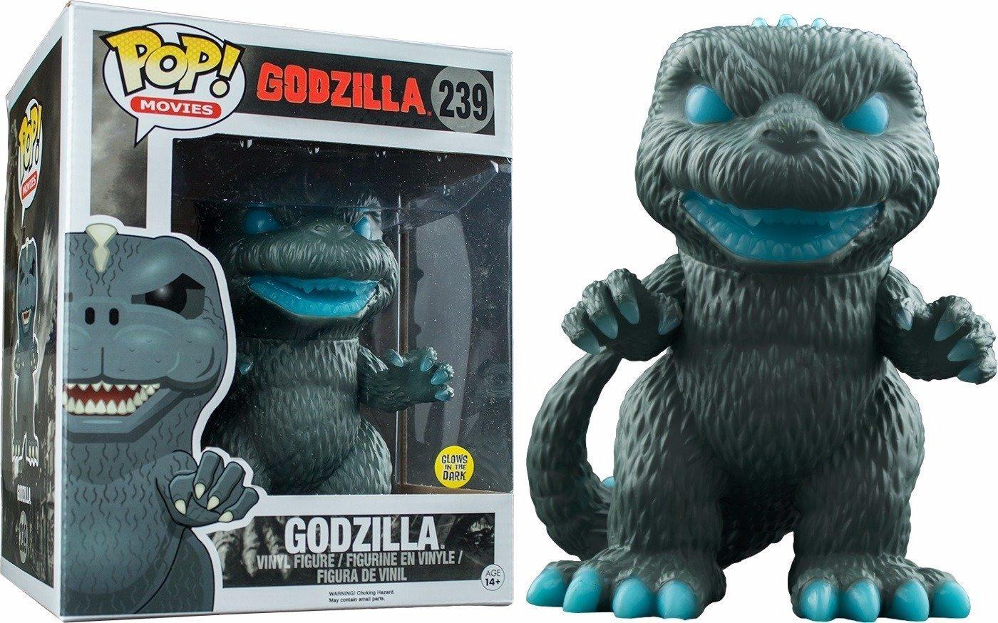 Godzilla Godzilla Atomic Oversized Funko Pop Vinyl