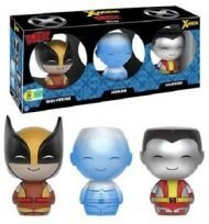 DORBZ - WOLVERINE, ICE-MAN & COLOSSUS 3-PACK - SDCC 2016 EXCLUSIVE