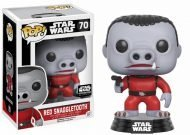 SMUGGLERS BOUNTY - STAR WARS - RED SNAGGLETOOTH - FUNKO POP! VINYL FIGURE
