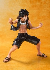 ONE PIECE - MONKEY D. LUFFY – FIGURE PVC 15 CM