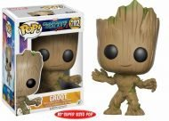 GUARDIANS OF THE GALAXY VOL.2 - SUPER SIZED 10'' YOUNG GROOT - FUNKO POP! VINYL FIGURE