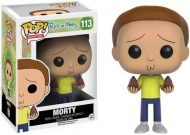 RICK AND MORTY - MORTY - FUNKO POP! VINYL FIGURE
