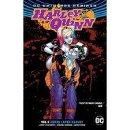 Harley Quinn (Rebirth) Vol. 2 - Joker Loves Harley TP