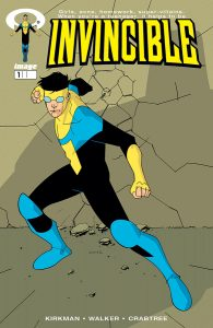 Image Firsts: Invincible #1 Curr PTG