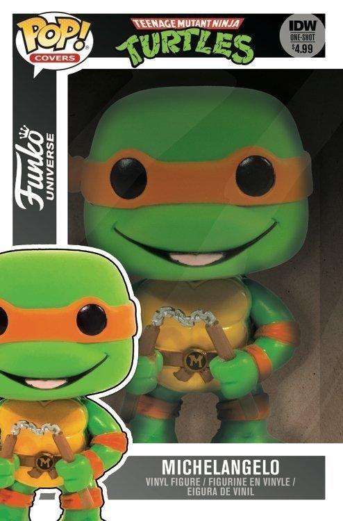 Teenage Mutant Ninja Turtles: Universe Funko Toy Variant