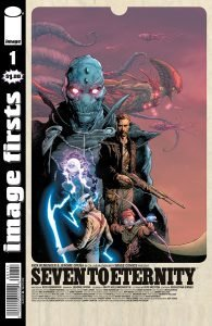 IMAGE FIRSTS SEVEN TO ETERNITY #1