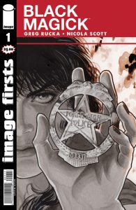 Image Firsts: Black Magick #1