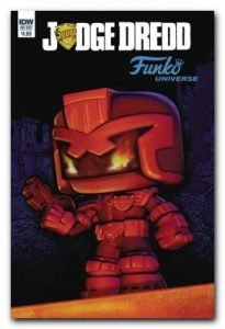 Judge Dredd: Universe Funko