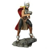 MARVEL GALLERY - FEMME FATALES - LADY THOR PVC STATUE 23 CM