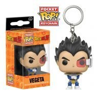 DRAGON BALL - GOKU - FUNKO KEYCHAIN VINYL FIGURE