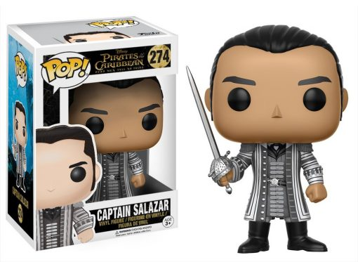 PIRATES OF THE CARIBBEAN - GHOST OF WILL TURNER - FUNKO POP! VINYL FIGURE