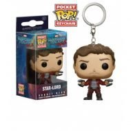 GUARDIANS OF THE GALAXY - STARLORD - FUNKO KEYCHAIN VINYL FIGURE