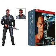 NECA - JUDGMENT DAY T-800 VIDEO GAME APPEARANCE ACTION FIGURE 18CM