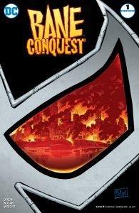 Bane Conquest #1 Graham Nolan Regular Cover