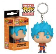 DRAGON BALL – GOKU GOD – FUNKO KEYCHAIN VINYL FIGURE