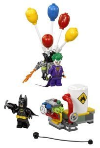 THE LEGO BATMAN MOVIE - THE JOKER BALLOON ESCAPE
