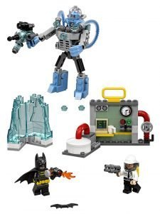 THE LEGO BATMAN MOVIE - MR. FREEZE ICE ATTACK