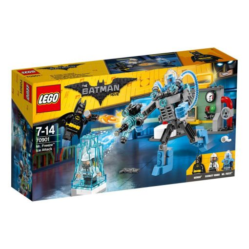 THE LEGO BATMAN MOVIE - MR. FREEZE ICE ATTACK