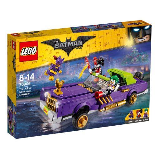 THE LEGO BATMAN MOVIE - THE JOKER NOTORIOUS LOWRIDER
