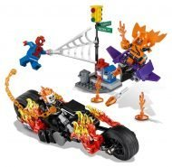 LEGO MARVEL SUPER HEROES - SPIDER-MAN GHOST RIDER TEAM-UP