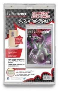 CURRENT SIZE COMIC UV ONE-TOUCH MAGNETIC ACRILIC HOLDER