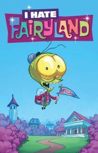 I Hate Fairyland #13 Scott Young Regular Cover