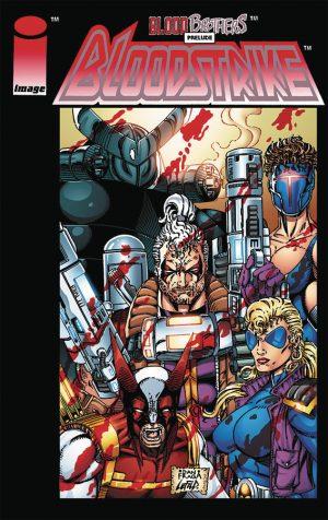 Bloodstrike Remastered Edition #1 Dan Fraga Regular Cover
