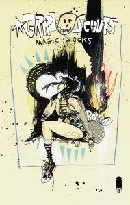 Grrl Scouts Magic Socks #3 Jim Mahfood Regular Cover