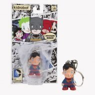 KIDROBOT – SUPERMAN KEYCHAIN