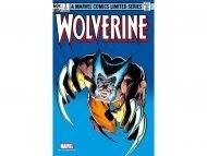 MARVEL COMICS STEEL COVERS METAL PLATE WOLVERINE #2 17 X 26 CM