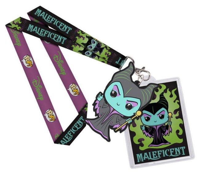 Disney Maleficent Funko Lanyard Pop Addiction Funko Pop Collectables Merchandise Comics And Much More From The Geek World