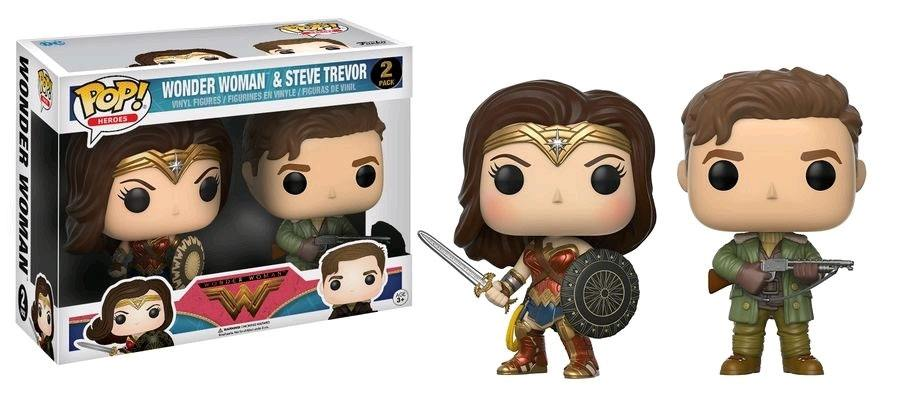 Funko POP Wonder Woman Movie Figurine Wonder woman