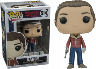 STRANGER THINGS - NANCY WITH GUN - FUNKO POP! VINYL FIGURE