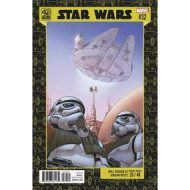 Star Wars Vol 4 #32 Will Robson Star Wars 40th Anniversary Variant Cover (Screaming Citadel Part 4)