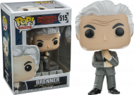 STRANGER THINGS - BRENNER - FUNKO POP! VINYL FIGURE