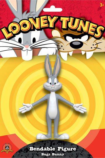 Looney Tunes Bendable Bugs Bunny Pop Addiction Funko