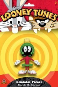LOONEY TUNES BENDABLE - MARVIN THE MARTIAN