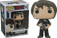 STRANGER THINGS - JONATHAN WITH CAMERA - FUNKO POP! VINYL FIGURE