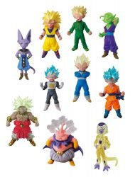 BLIND BOX – DRAGON BALL SUPER COLLECTABLE FIGURES VOL. 1
