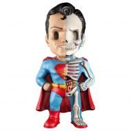 DC COMICS XXRAY FIGURE - GOLDEN AGE SUPERMAN 10 CM